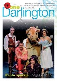 One Darlington November 2019