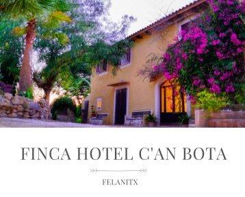 Finca Hotel C'an Bota (1)-komprimiert