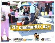 Beechmont Community Pet Day
