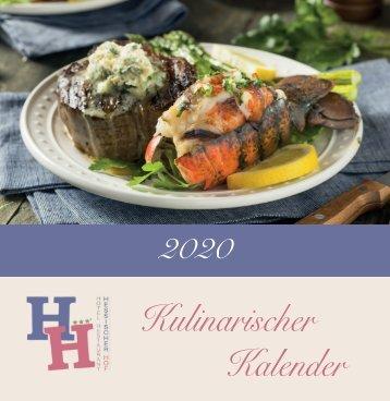 Kulinarischer Kalender Hessischer Hof