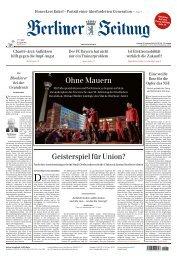 Berliner Zeitung 05.11.2019