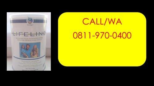 PENDAFTARAN MEMBER, CALL/WA 0811-9700-400, Susu Untuk Kesehatan Rambut LIFELINE Madiun