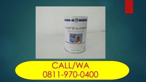 PROMO! CALL/WA 0811-9700-400, Khasiat Susu Bagi Kesehatan LIFELINE Batu