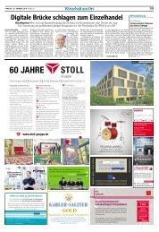26.10.2019 Allgäuer Zeitung Gesamtausgabe – Kick-off wee Love Allgäu