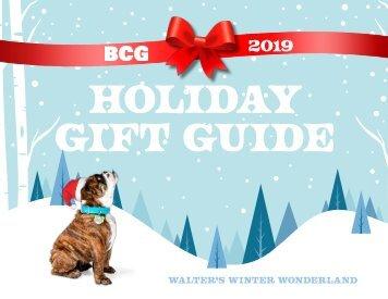 BCG Holiday 2019