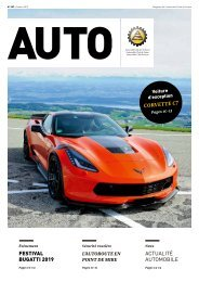 Magazine de l'Automobile Club de Suisse 06/2019