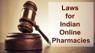 Online Pharmacy Draft Rules for 2019