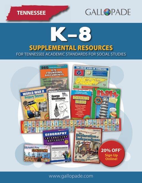 Tennessee Supplemental Catalog