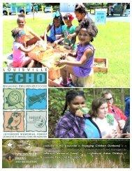 Louisville ECHO (Engaging Children Outdoors)
