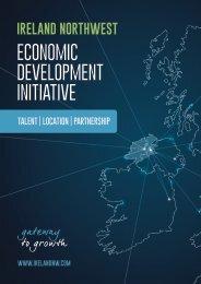 Ireland Northwest - Economic Development Initiative 2019 Proposition Brochure