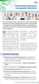 SICHER für EUCH | Wahlprogramm | FPÖ Steiermark - Page 5