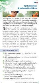 SICHER für EUCH | Wahlprogramm | FPÖ Steiermark - Page 7