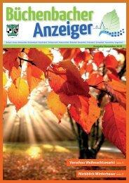 November 2019 - Büchenbacher Anzeiger