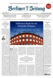 Berliner Zeitung 06.11.2019
