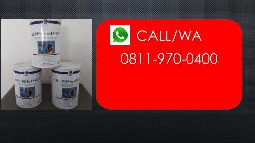 PENDAFTARAN MEMBER, CALL/WA 0811-9700-400, Susu Untuk Kesehatan Rambut LIFELINE Lowokwaru