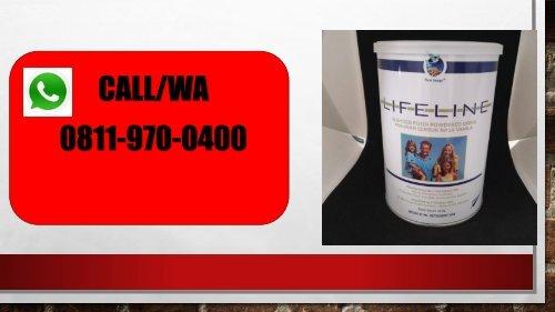 PROMO! CALL/WA 0811-9700-400, Kesehatan Dari Susu LIFELINE Kedungkandang