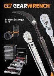 2020 GEARWRENCH CATALOGUE
