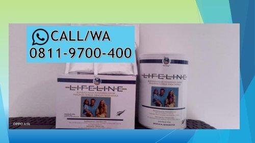 PROMO, CALL/WA 0811-9700-400, Jual Susu Kesehatan Mata LIFELINE Di Bekayang
