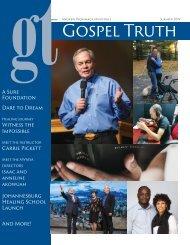 2019 Summer Gospel Truth Magazine SA