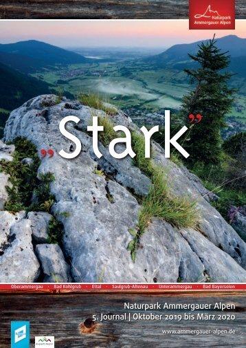 """Naturparkmagazin 5 """"Stark"""""""