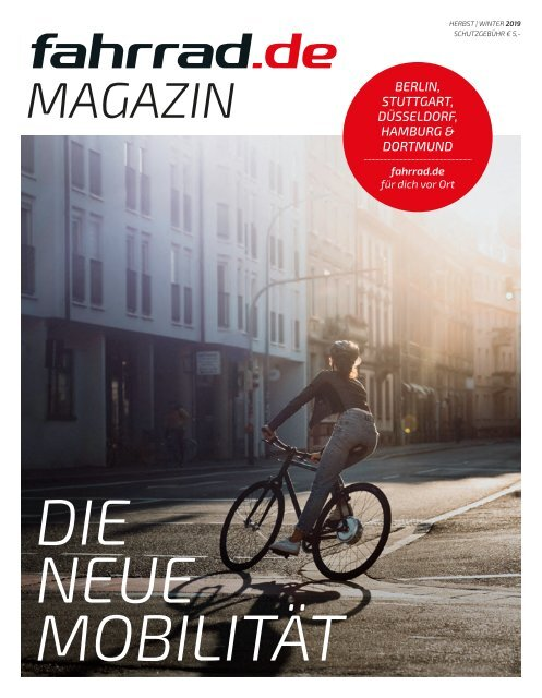 fahrrad.de Magazin Winter 2019