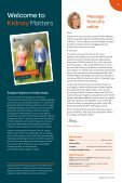 Kidney Matters - Issue 7 Autumn 2019 - Page 3
