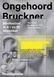 2019 11 08-10 Ongehoord Bruckner