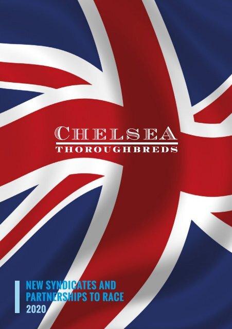 Chelsea Thoroughbreds Brochure 2020