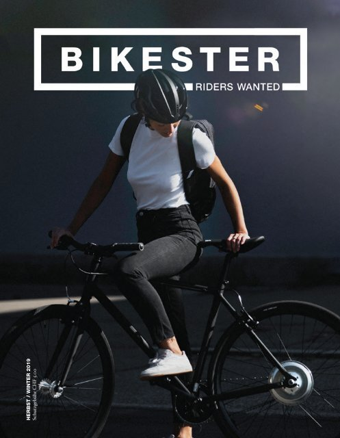 Bikester Magazin Winter 2019