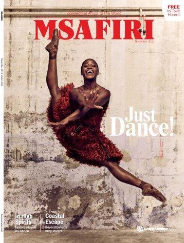 Msafiri Issue-Nov