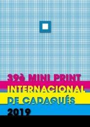 2019 CADAQUES MINI PRINT INTERNATIONAL