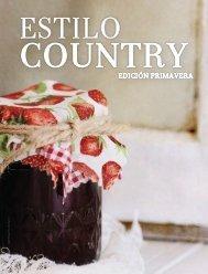 Estilo Country Edicion Primavera 2019