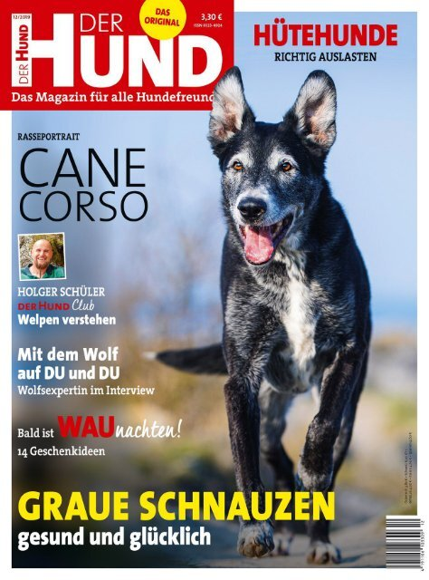 Der Hund Ausgabe 12 2019
