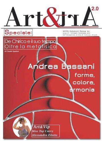 Art&trA Rivista  Ott/Nov 2019