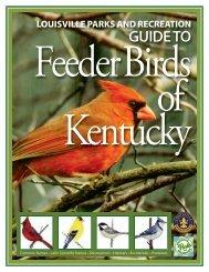 Feeder Birds of Kentucky Guide