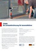 STS600 Schiebetürsicherung - mbf-berlin.de - Seite 4