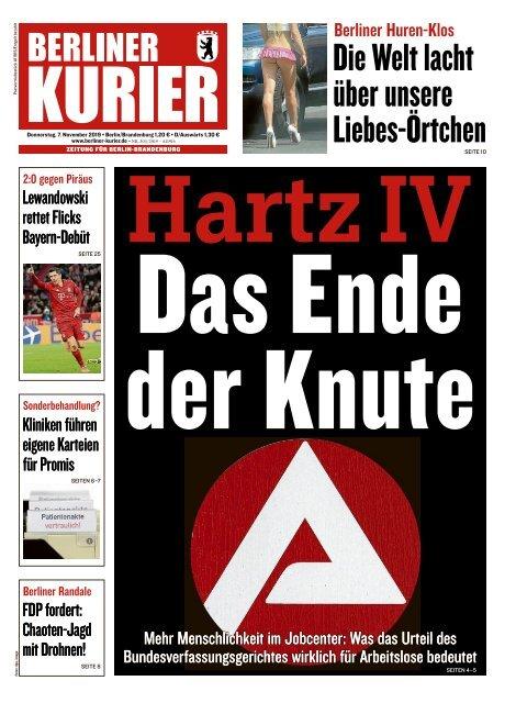 Berliner Kurier 07.11.2019