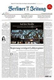 Berliner Zeitung 07.11.2019