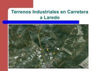 On sale: Industrial lands in the road to Laredo City