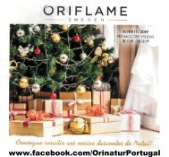Oriflame - Flyer 17-2019