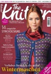 Zeitschrift: The  Knitter Nr 43 - Blick-ins-Magazin