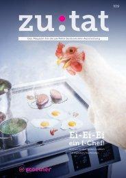 Stölner Gastromagazin | zu:tat 11/2019