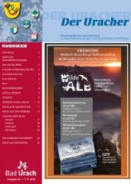 Der Uracher KW 45-2019