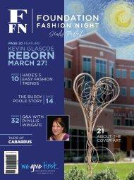 2019 Foundation Fashion Night Magazine