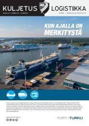 Kuljetus & Logistiikka 5 / 2019