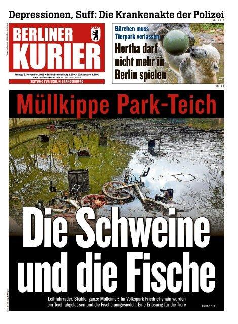 Berliner Kurier 08.11.2019