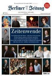 Berliner Zeitung 08.11.2019