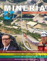 Revista Mantenimiento Mineria 2019-Nov-Dic