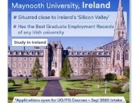 Important Dates | Maynooth University