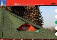 SHIELD SCHINDELN • Selbstklebende Schindel